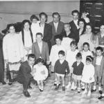 Bateig. Foto: Angel Parareda, 1961