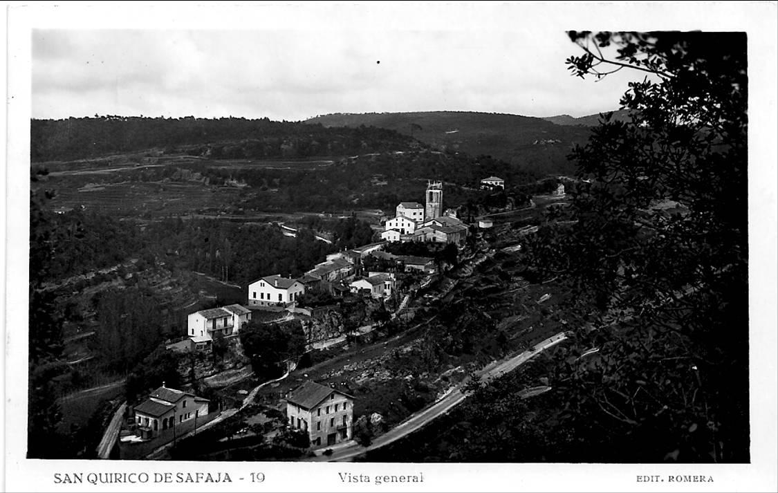 El poble de Sant Quirze 2